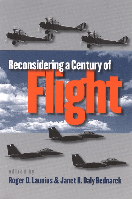 Book cover: Reconsidering a Century of Flight