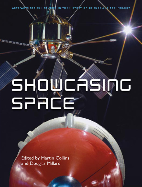 Book Cover: Showcasing Space