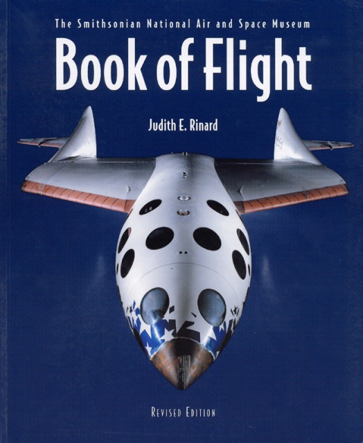 Book cover: Smithsonian Book of Flight, 2nd edition