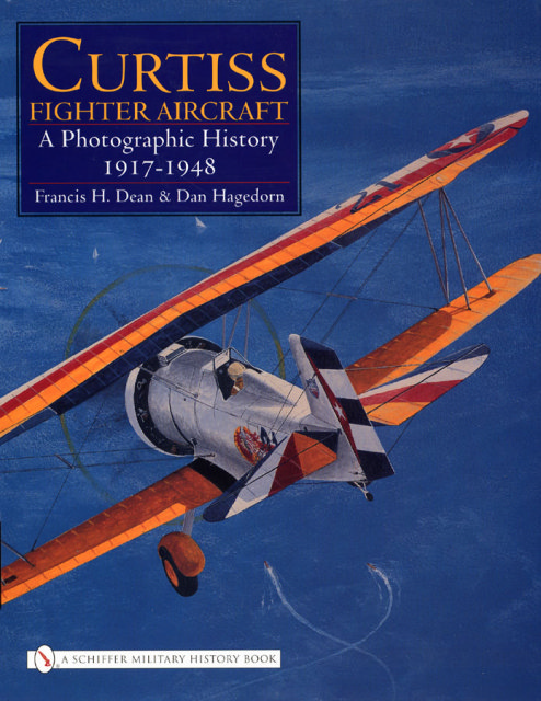 Book cover: Curtiss Fighter Aircraft