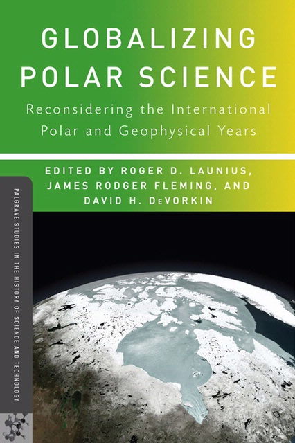 Book cover: Globalizing Polar Science