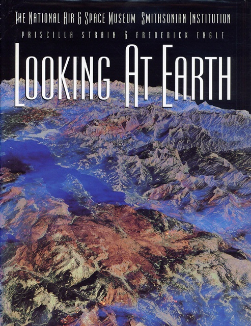 Book cover: Looking at Earth