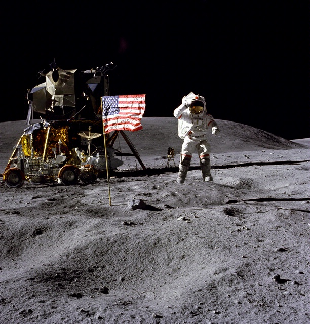 Apollo 16: Man on the Moon