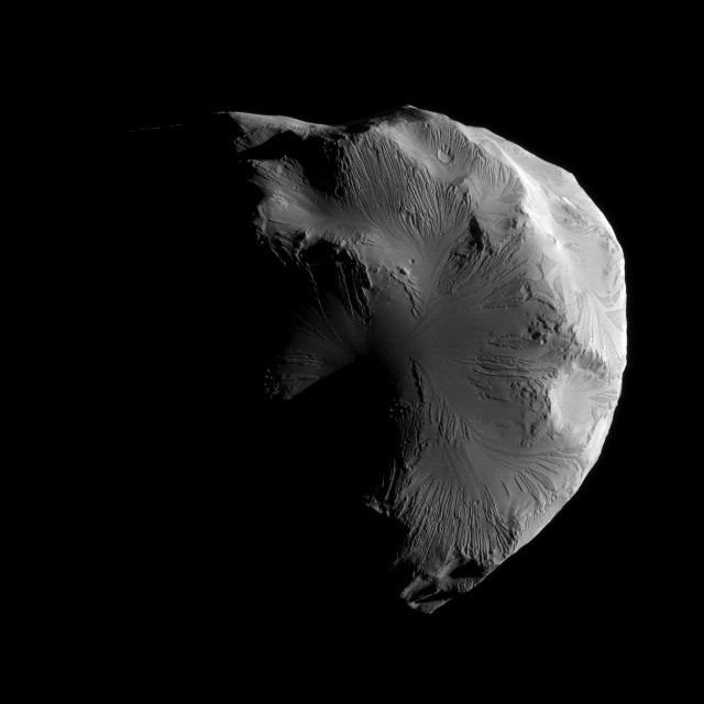 Saturn's Satellite Helene