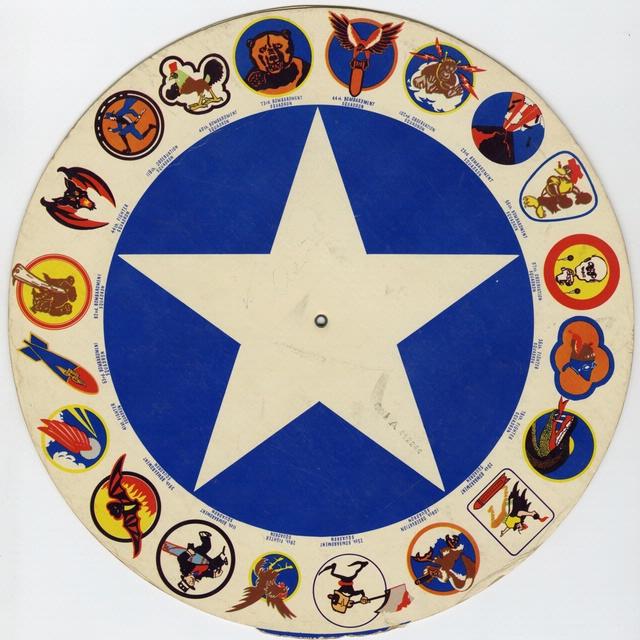 Reverse wheel chart