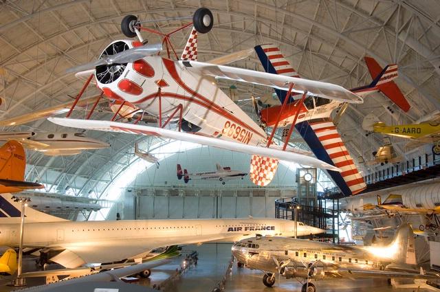 The Bucker Bu-133C Jungmeister