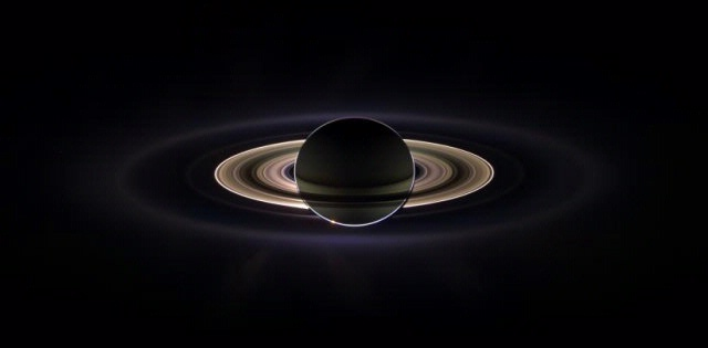 In Saturn's Shadow - Cassini Exhibit