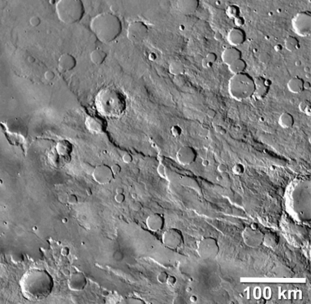 Amenthes Rupes