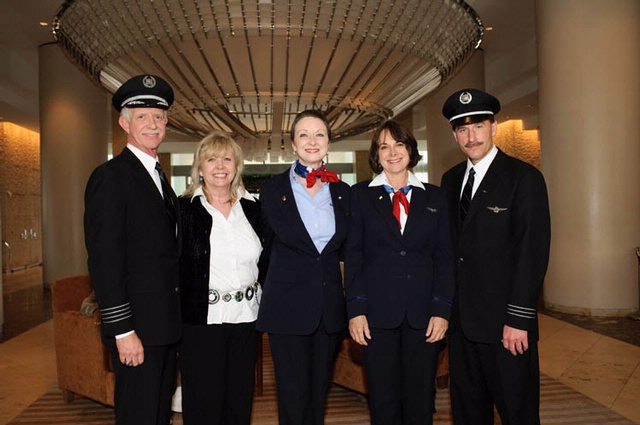 US Airways Flight 1549 Crew