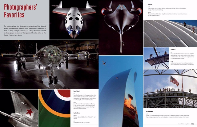 Photographers' Favorites in America's Hangar