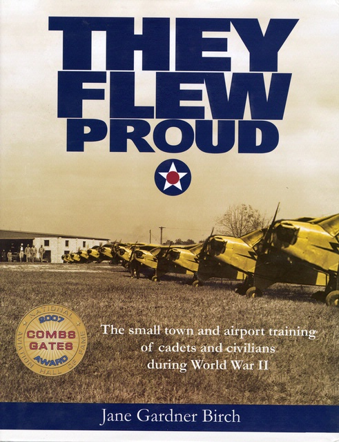 Book Cover: <i>They Flew Proud</i> by Jane Gardner Birch