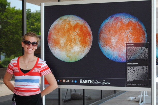 """From Earth to the Solar System"" Exhibit"