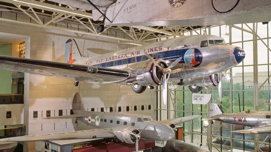DC-3 in America by Air Gallery
