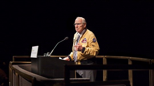 2014 Flight Jacket Night with Jim Lovell