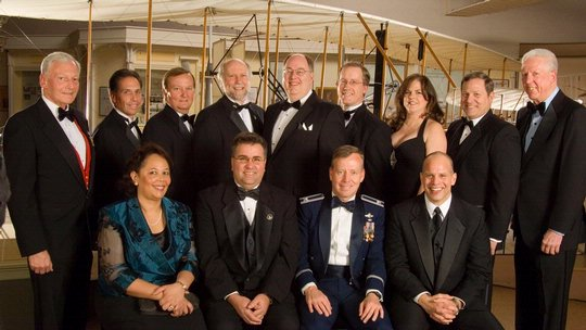 NASM Trophy 2007 - Hale, STS-121 Team