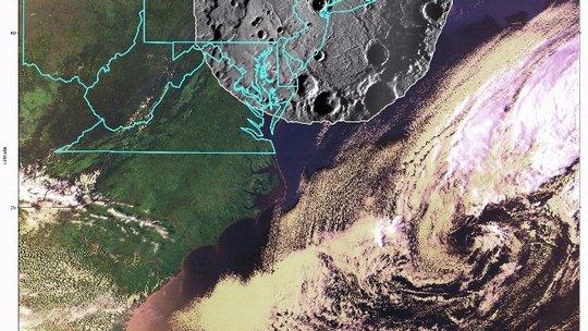 U.S. East Coast – Rembrandt Basin Overlay