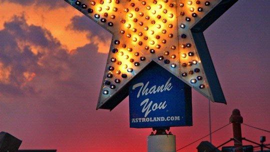 Astroland Star