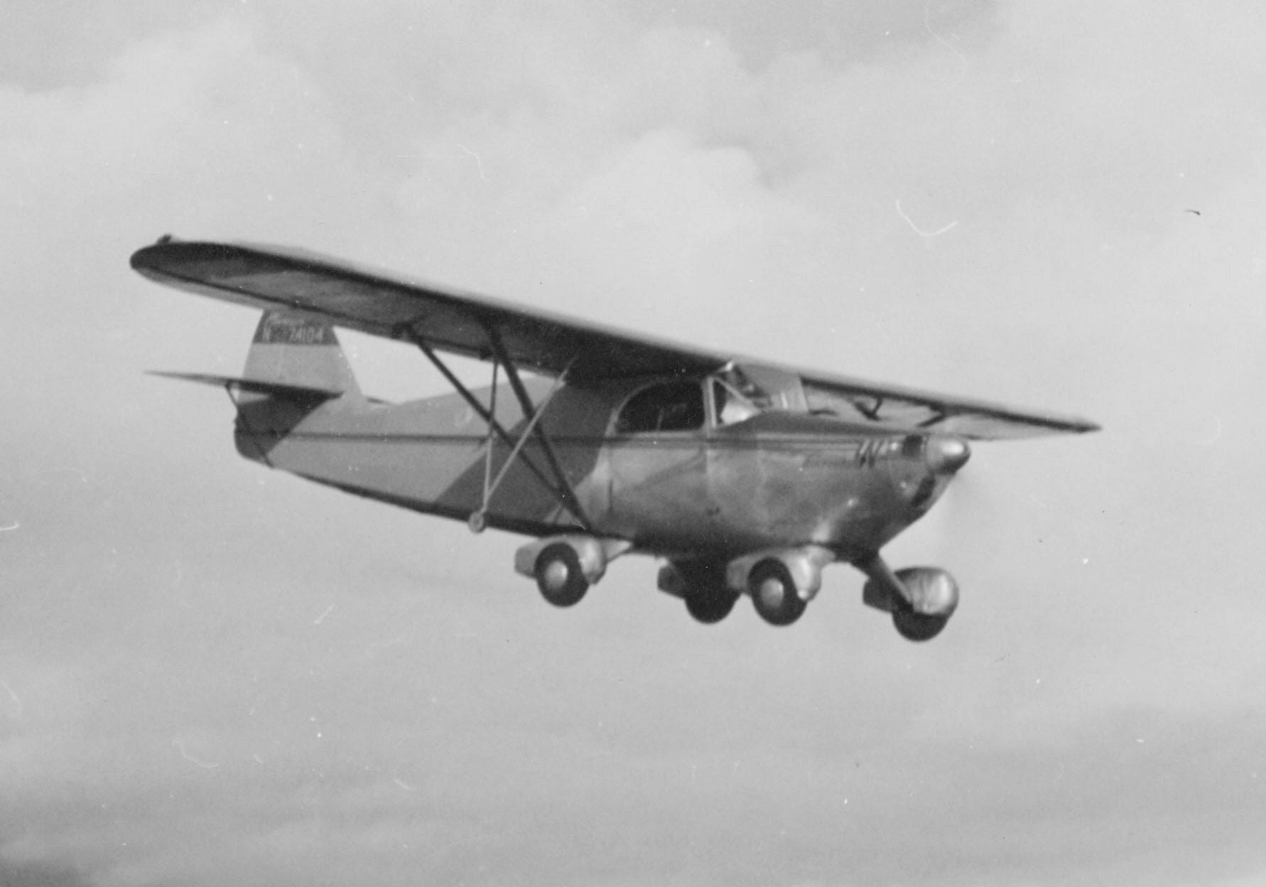 Image of : Fulton Airphibian FA-3-101