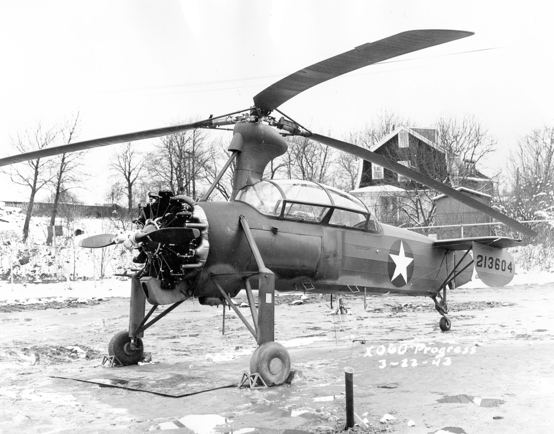 Image of : Kellett XO-60