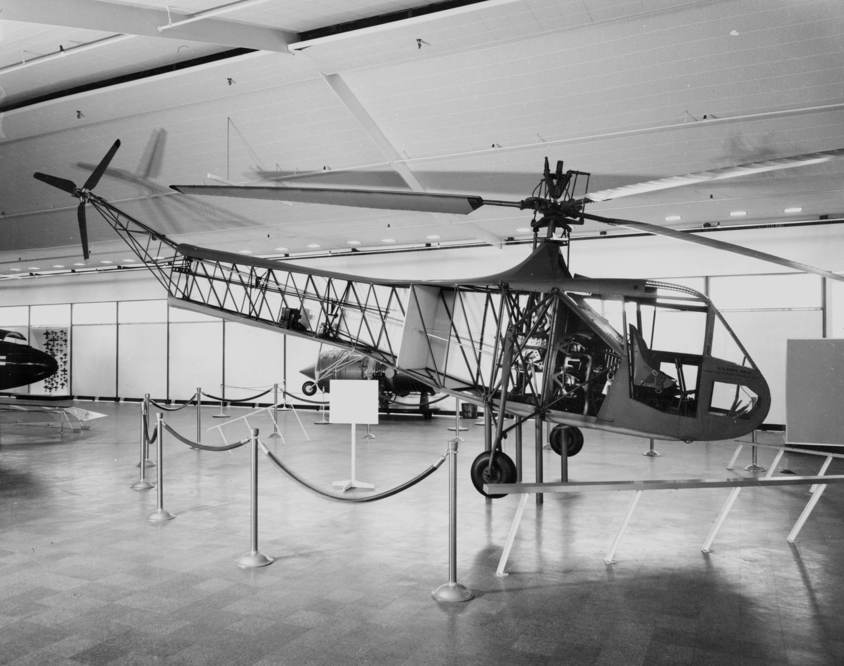 Image of : Vought-Sikorsky XR-4C