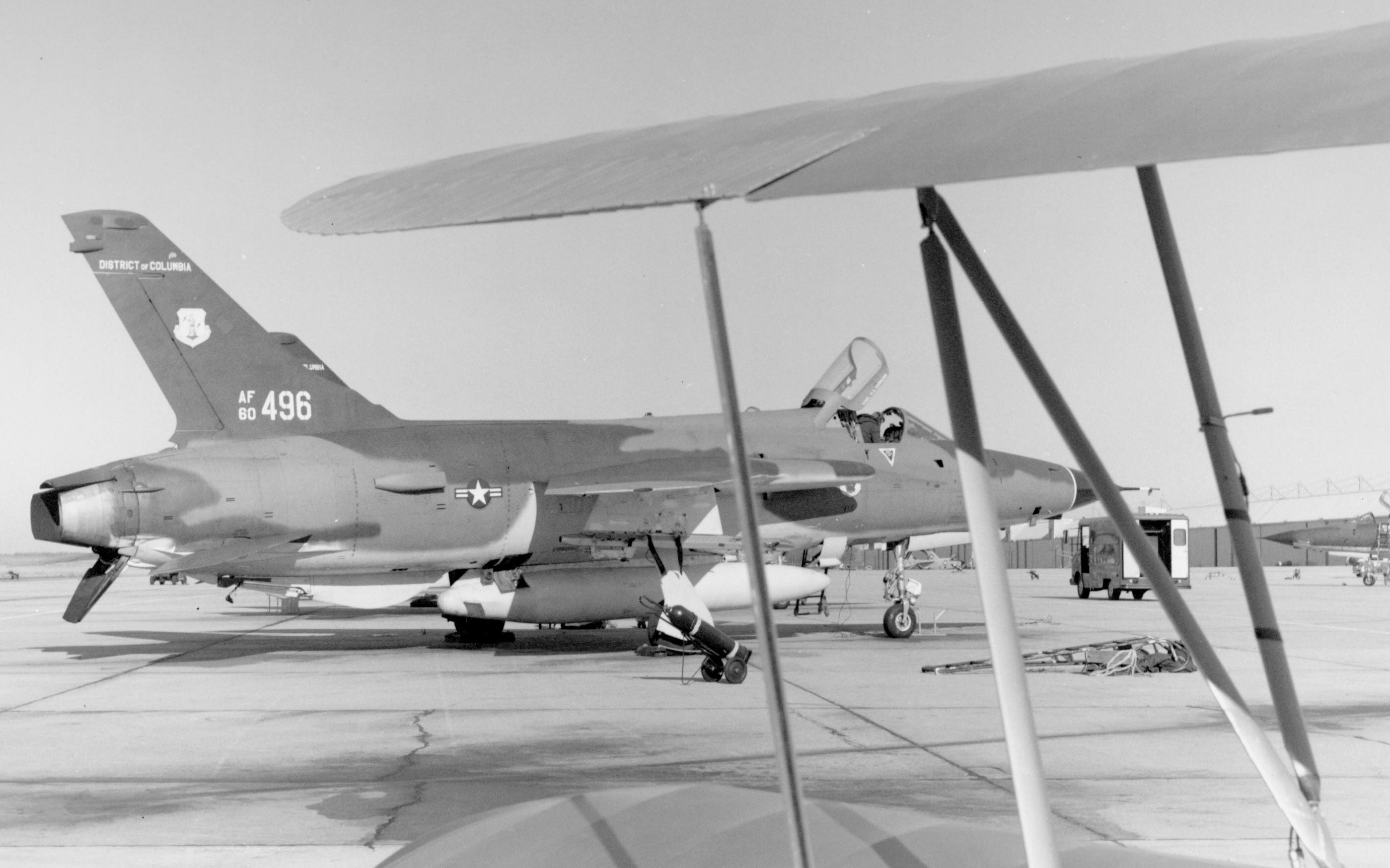 Image of : Republic F-105D Thunderchief