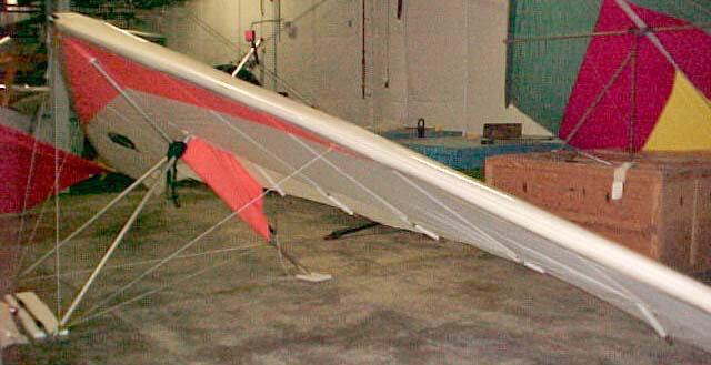 Image of : Delta Wing Streak 130