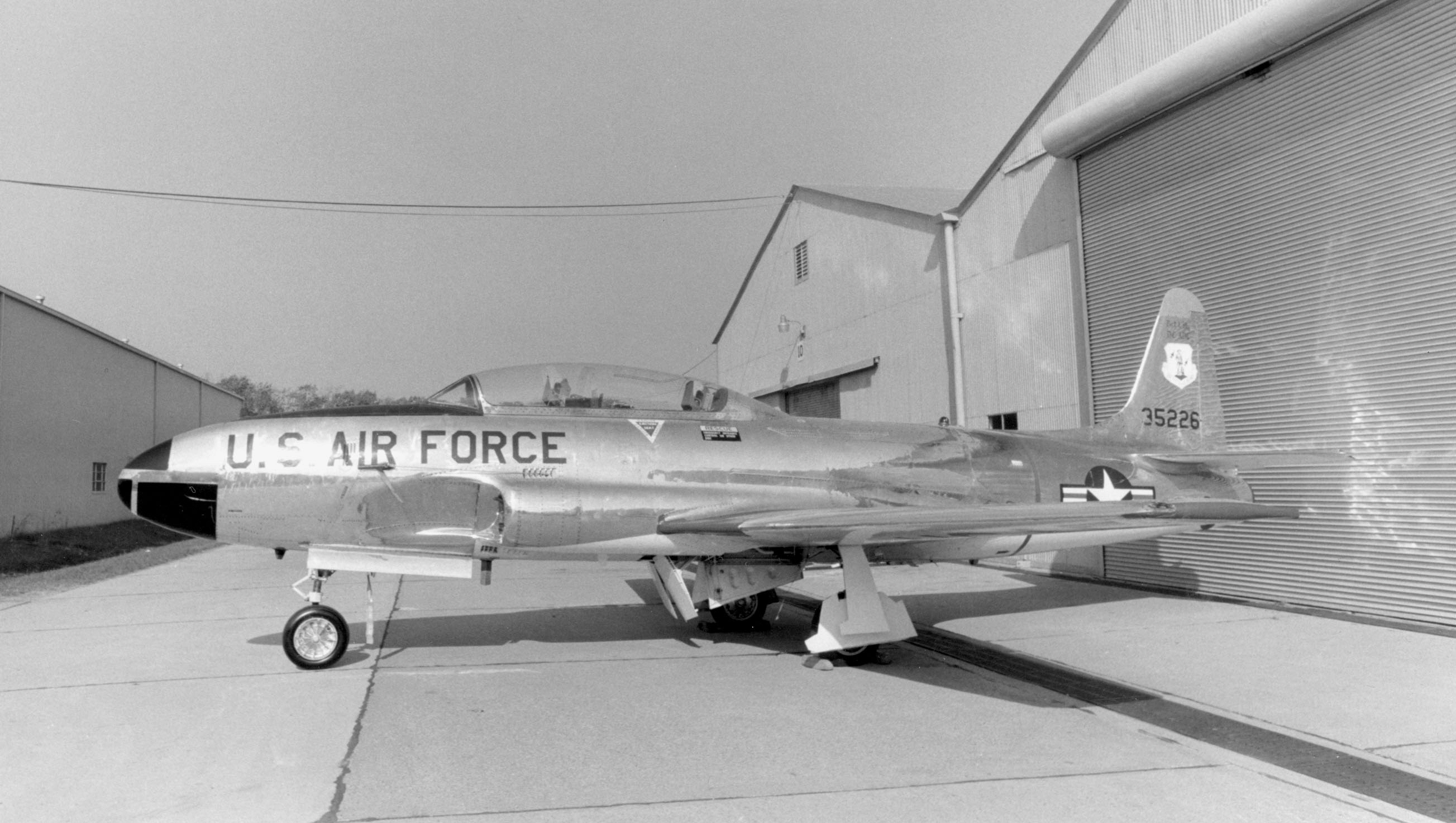 Image of : Lockheed T-33A-5-LO Shooting Star