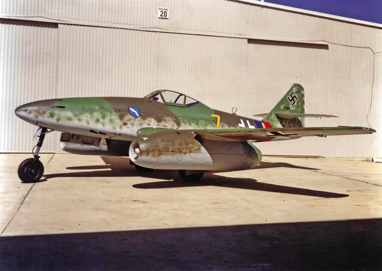 Image of : Messerschmitt Me 262 A-1a Schwalbe (Swallow)