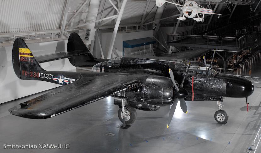 Image of : Northrop P-61C Black Widow