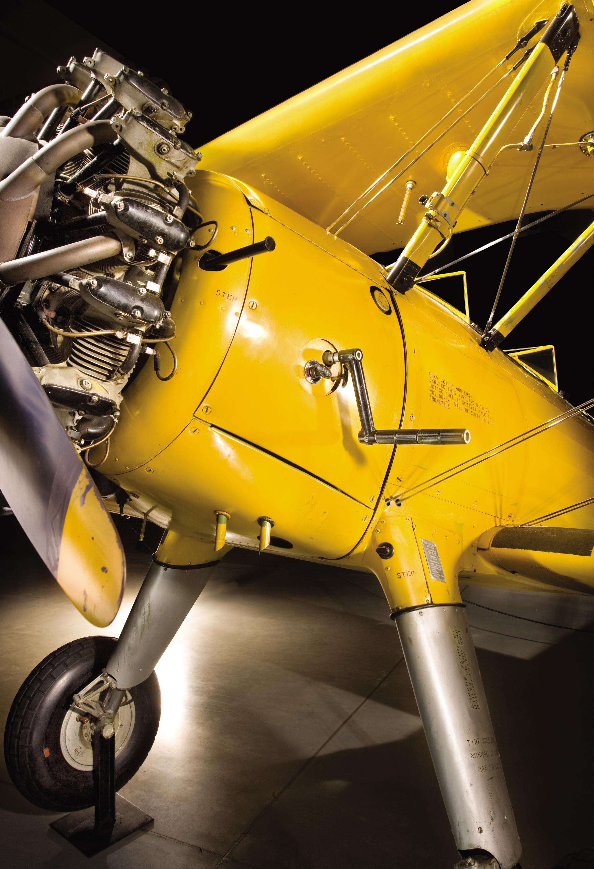Image of : Boeing-Stearman N2S-5 Kaydet