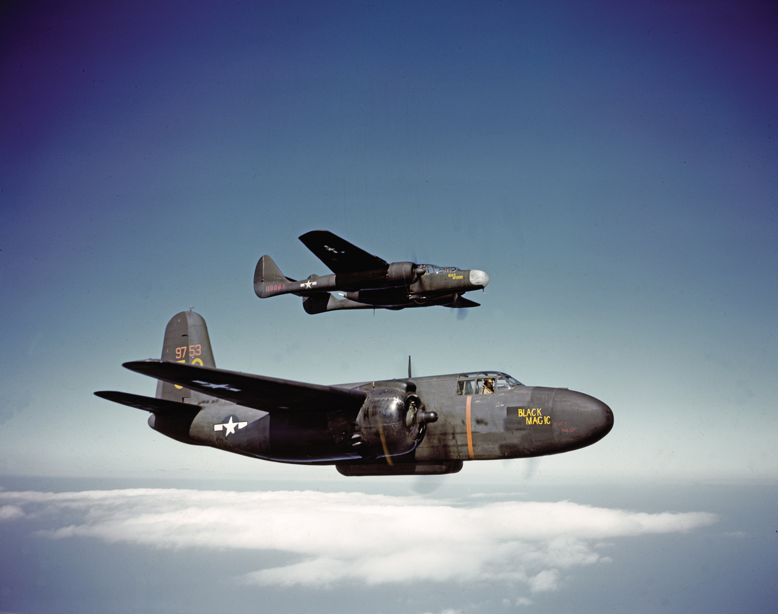 Northrop P-61C Black Widow | National Air and Space Museum