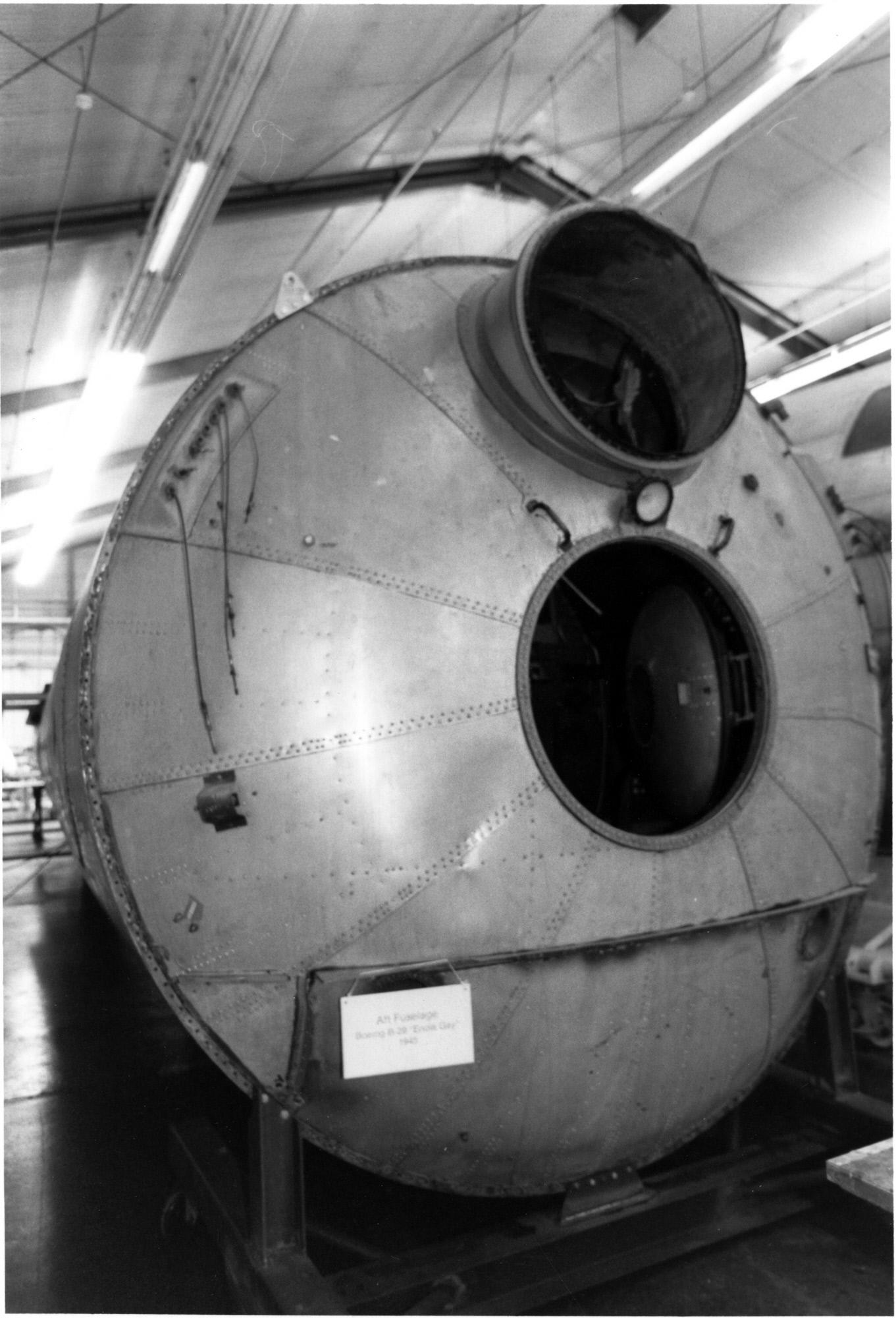 B 29 Inside