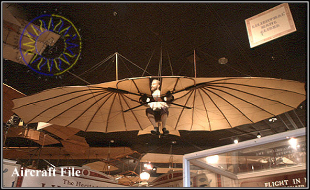 Image of : Lilienthal Glider