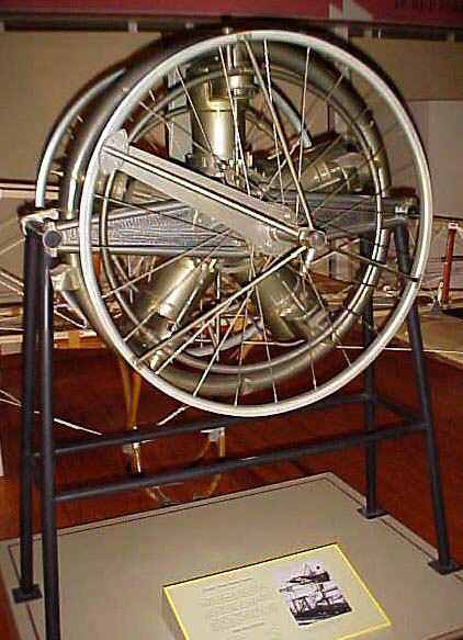Image of : Langley-Manly-Balzer Radial 5 Engine