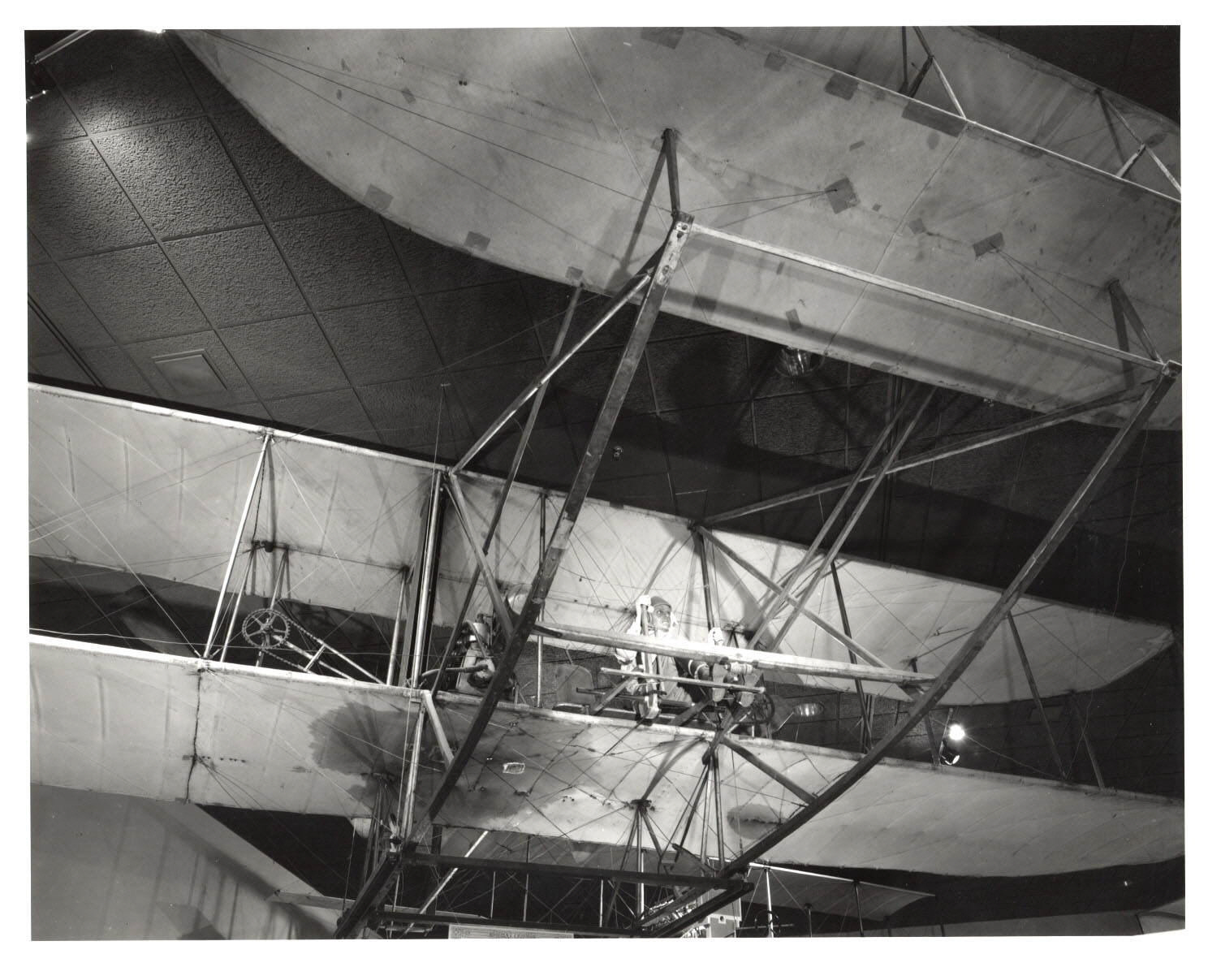 Image of : 1909 Wright Military Flyer