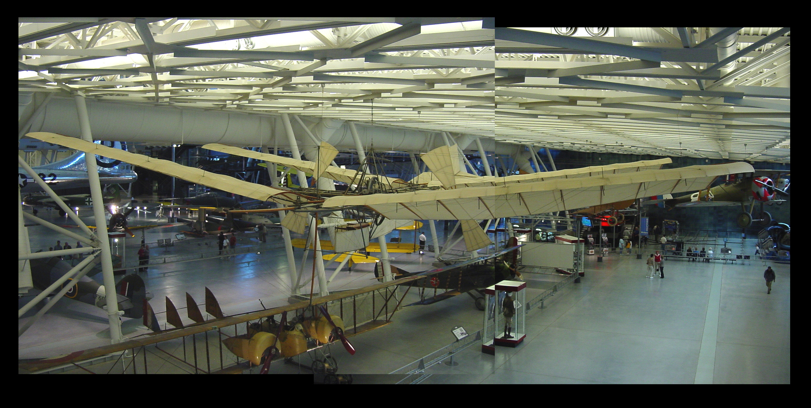 Image of : Langley Aerodrome A