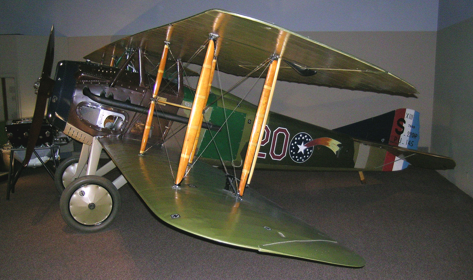 Image of : Spad XIII Smith IV