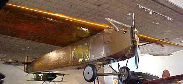 Image of : Fokker T-2