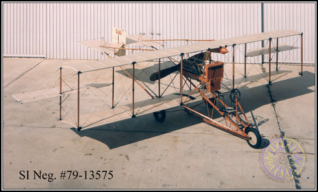 Image of : Curtiss D-III Headless Pusher