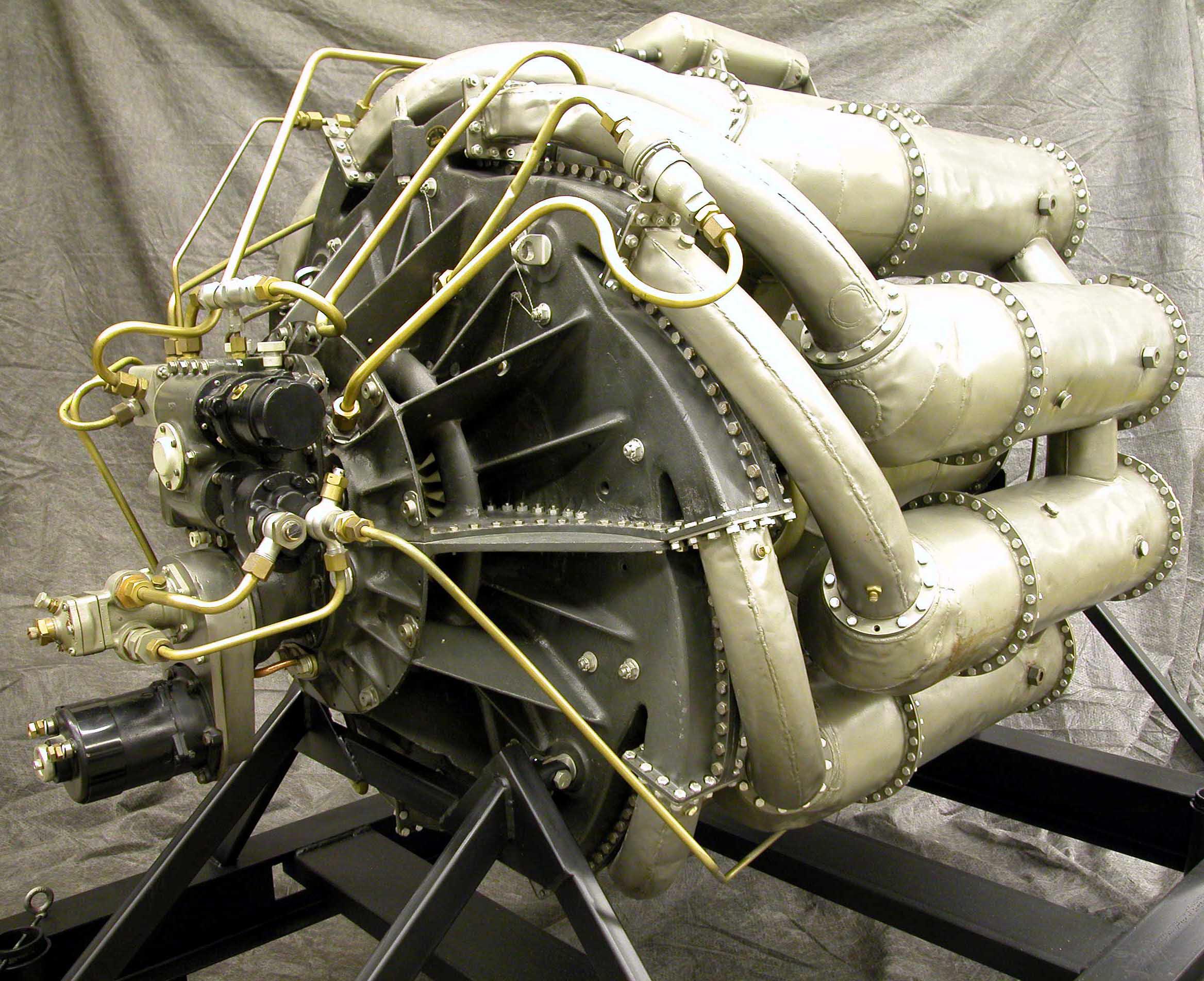 Image of : Whittle W.1X Turbojet Engine