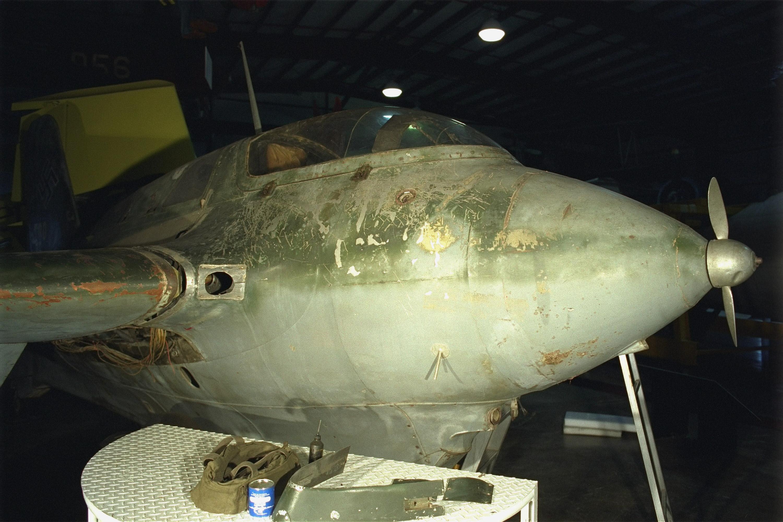 Image of : Messerschmitt ME-163 B-1a Komet