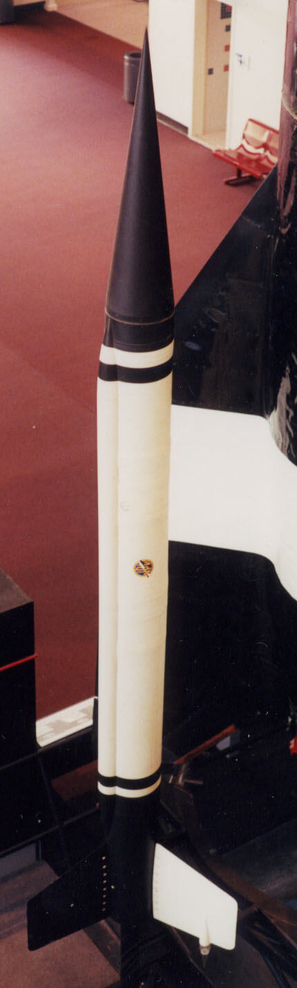 Image of : Rocket, Liquid Fuel, Sounding, WAC Corporal