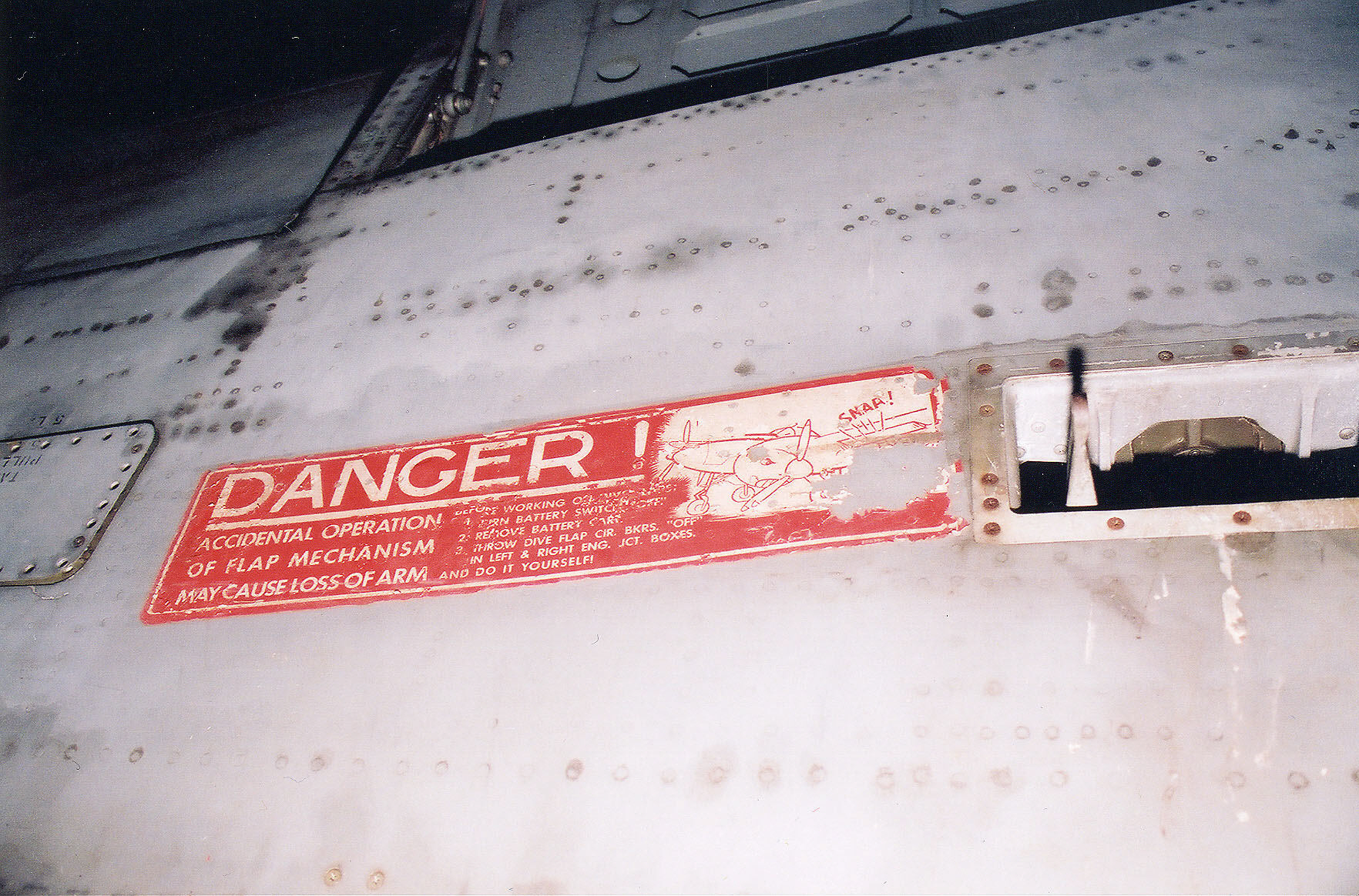 Image of : Lockheed P-38J-10-LO Lightning