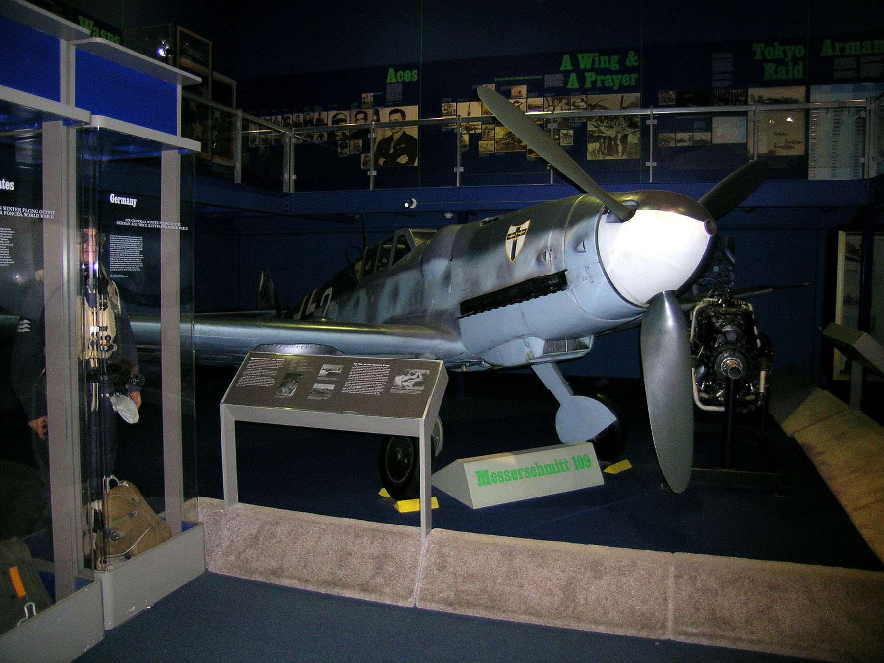 Image of : Messerschmitt Bf 109 G-6/R3