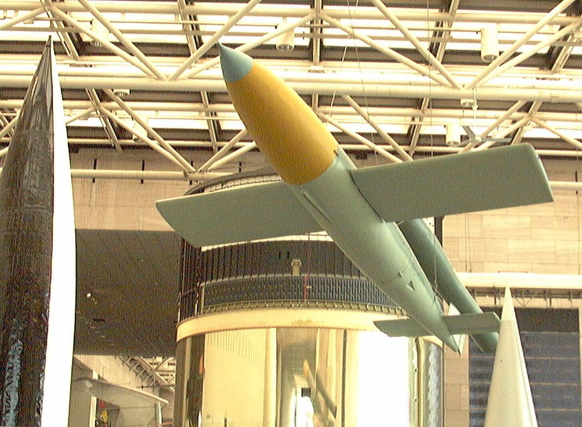 Image of : Missile, Cruise, V-1 (Fi 103, FZG 76)