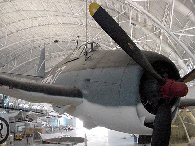 Image of : Grumman F6F-3 Hellcat