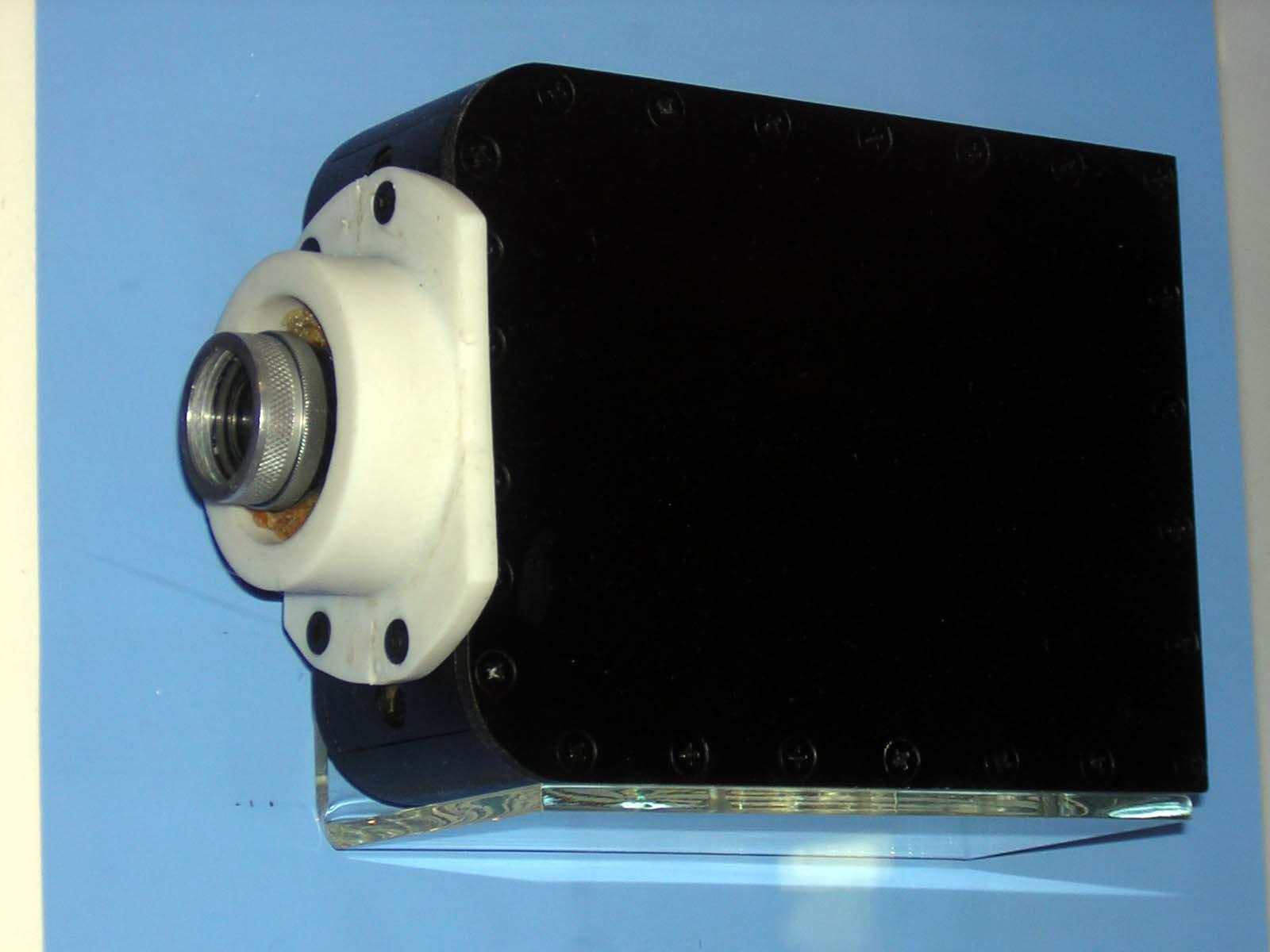 Rocket Camera : Video camera on model rocket