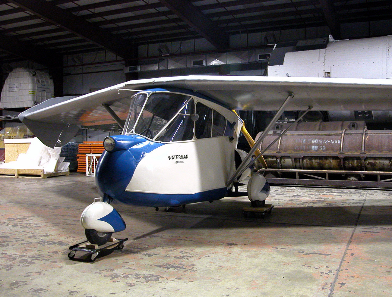 Image of : Waterman Aerobile