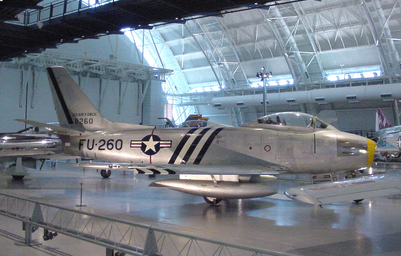 Image of : North American F-86A Sabre