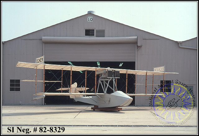 Image of : Ecker Flying Boat